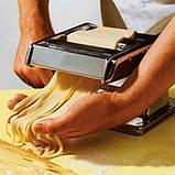 Машинка для приготовления равиоли Ravioli Maket - тестораскатка, фото 3