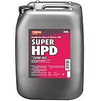 """Масло моторное синтетическое """"Super HPD 10W-40"""", 20л"""