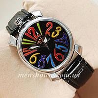 Бюджетные часы Winner Gaga Style Silver/Black