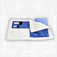 Комплект Аппликация (одеяло+подушка) 90 х120