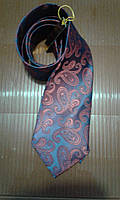 Классический мужской  галстук от производителя
