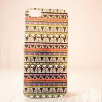 """Пластиковый Чехол """"""""С узорами amaryllis"""" для Apple iPhone 5/5S Чехол-Накладка на мобильный телефон"""