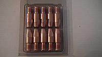 Контактные наконечники для полуавтоматов (сапожок) М6*1,0*28