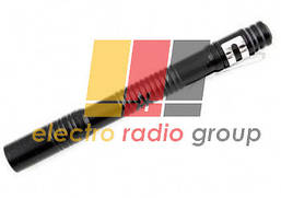 Карманный фонарик Bailong BL-7002-01k, 1LED, 1 режим, корпус- алюминий, питание 2*ААА, 130*14мм, Под