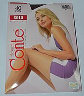 Conte SOLO 40 den, размеры 2, 3, 4