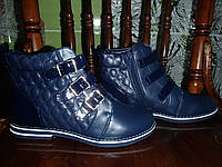 Весенние ботиночки для девочек 32-37