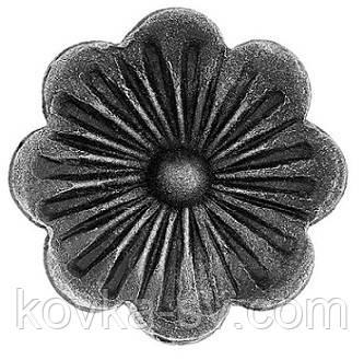 Кованый цветок 95х5