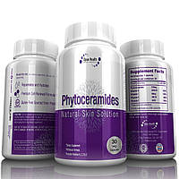 Фитокерамиды 350 мг, Opus Health: антивозрастной  препарат для разглаживания морщин и восстановления кожи. Сде, фото 1