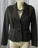 Пиджак женский модный элегантный бренд French р. 44 5937