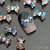 Украшение для ногтей 3D банты