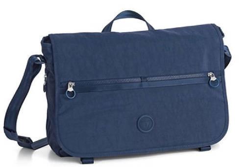 "Тканевая сумка на плечо для планшета I-PAD 10"" Roncato Rolling 7110/03 синий"