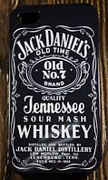 """Силиконовый Чехол """"Jack Daniels"""" для Apple iPhone 4/4S Чехол-Накладка на мобильный телефон"""