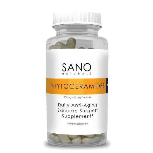 Фитокерамиды 350 мг, Sano, фото 1
