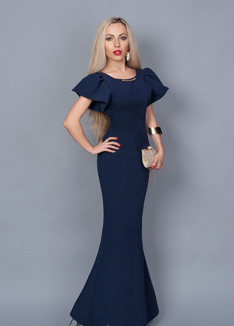 b8b4f8191620da6 Длинное нарядное платье в пол - оптово - розничный интернет - магазин