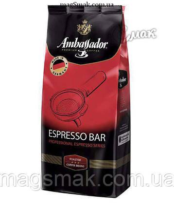 Кофе в зёрнах Ambassador Espresso Bar 1000г, фото 2