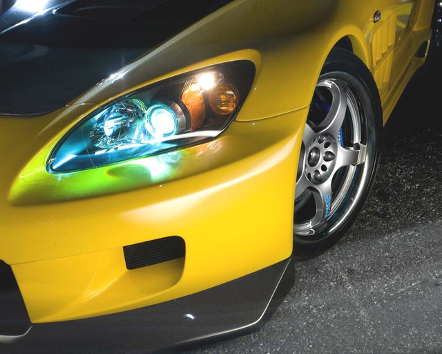 Ксеноновые и LED лампы для авто