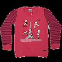 Свитшот на девочку на 5 лет,Турция, Париж
