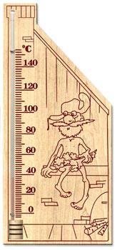 Термометр для сауни ТС вик. 5