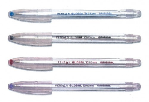 Ручка Global масляная (шариковая)