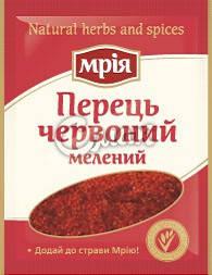 Красный перец молотый Мрия, 20 г