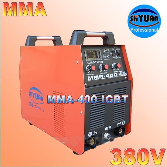 Сварочный инвертор SHYUAN MMA-400