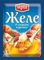 Желе со вкусом персика Мрия, 90 г