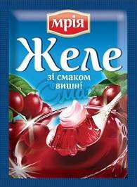 Желе со вкусом вишни Мрия, 90 г, фото 2