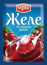 Желе со вкусом вишни Мрия, 90 г