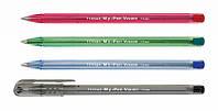 "Ручка My-pen масляная (шариковая) ""Pensan"", фото 1"