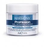 Акриловая пудра для наращивания ногтей Harmony ProHesion crystal clear nail sculpting powder 28 ml
