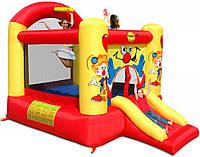 """Детский надувной батут игровой центр аттракцион """"Жонглёр"""" Happy Hop"""