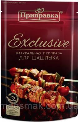 Приправа Exclusive (Эксклюзив) для шашлыка , 45 г., фото 2
