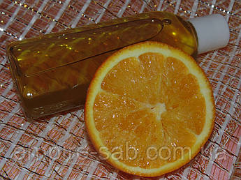 Масло для масажу з ароматом апельсина