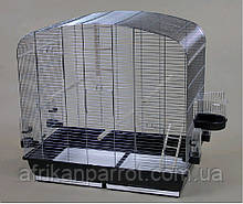 INTERZOO Клітка для птахів - 78*48*79 див. SARA ZINC + комплект