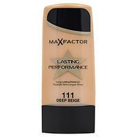 Тональный крем - Max Factor Lasting Performance  №111 (глубокий бежевый)