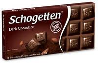 Шоколад Schogetten (Шогеттен) Черный, 100 г