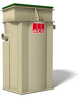 Система очистки бытовых сточных вод ACO Clara 8 Стандарт