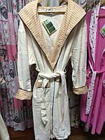 Халат бамбуковый(банный)женский производство Турция
