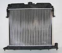 Радиатор охлаждения Opel Omega A 1986-1994 (1.8-2.0 механика) 400*495мм по сотах