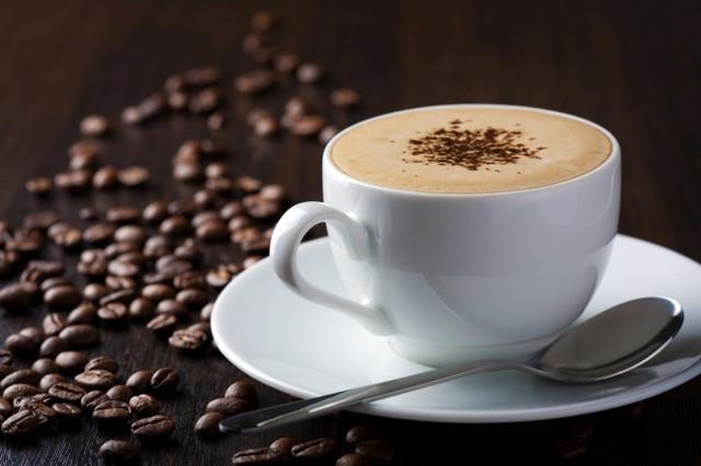 Чай, кава, капучіно, какао