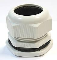 PG-48 кабельные гланды герметичный ввод сальник IP68 кабеля гермоввод для щитка с контргайкой прокладкой