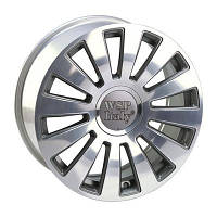 Литые диски WSP Italy Audi (W535) A8 Ramses W8 R20 PCD5x100 ET45 DIA57.1 anthracite polished