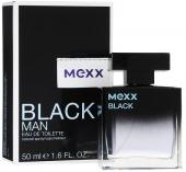 Mexx Black Man EDT 50 ml туалетная вода мужская (оригинал подлинник  Германия)