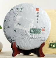 Чай Шен Пуэр Сягуань Тэ Бин (Рецептура 8653) 2014 Год,  От 10 Грамм , фото 1