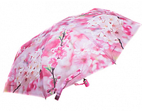 """Зонт женский Zest """"Сакура"""", розовый, полный автомат"""
