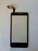Оригинальный тачскрин / сенсор (сенсорное стекло) для Gigabyte GSmart Maya M1 (черный цвет)