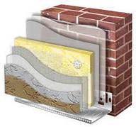 Суміші для систем теплоізоляції
