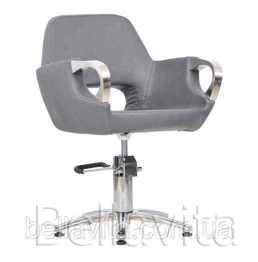 Парикмахерское кресло Mediolan Steel