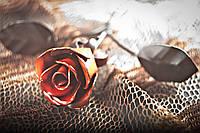 Кованая роза модель №37