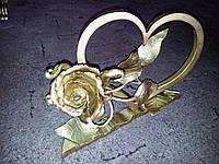 Кованая роза модель №38